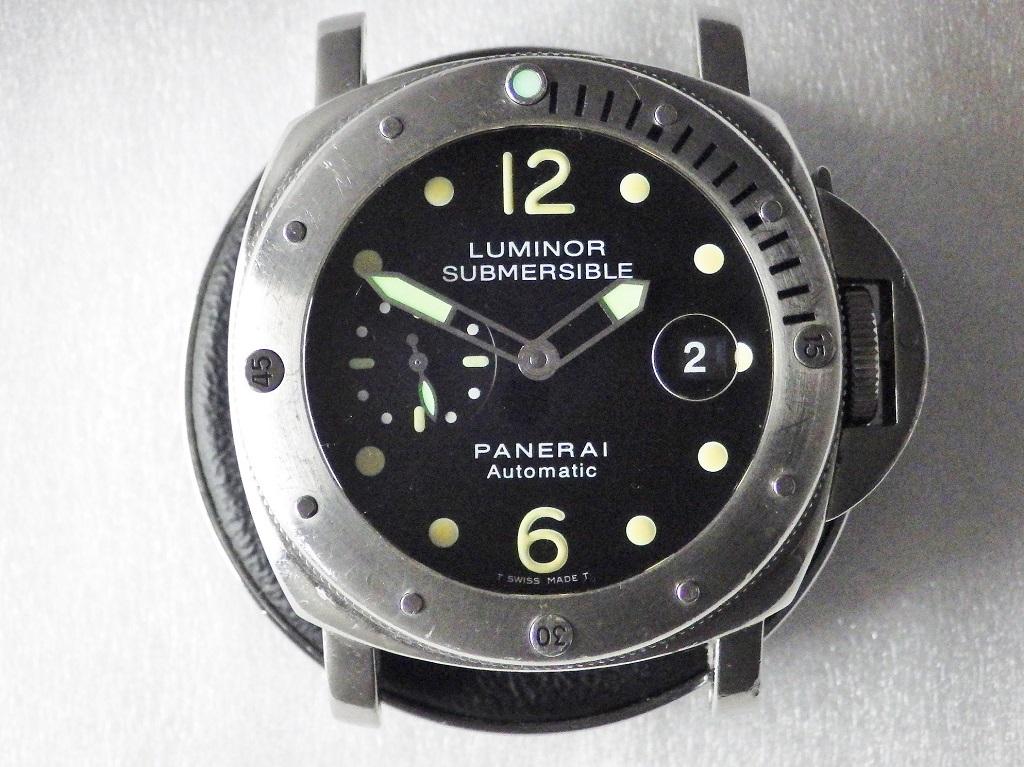 パネライ ルミノールサブマーシブル PAM00024 CASE#913