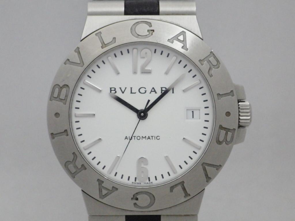 ブルガリ ディアゴノスポーツ LCV38S CASE#4106