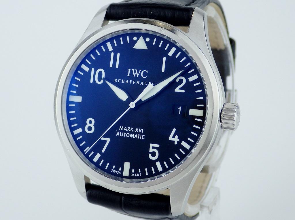 IWC マーク16 IW325501 CASE#6689