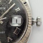 時計修理技術者コラムVol.1 時計の防水性~ねじ込み式リューズとチューブ~