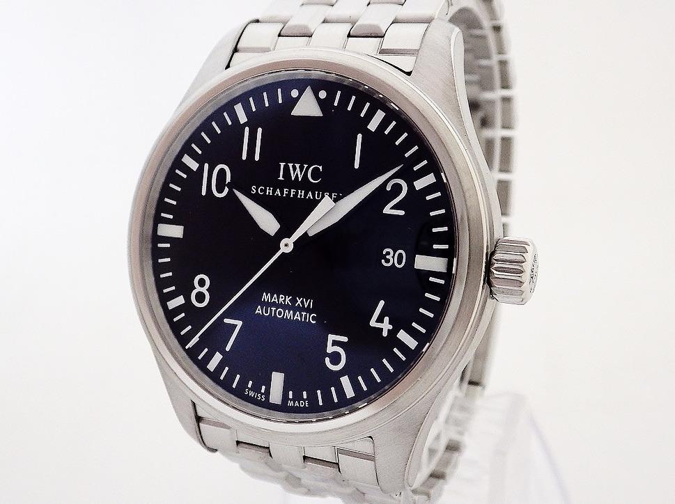 IWC マーク16 IW325504 CASE#7771