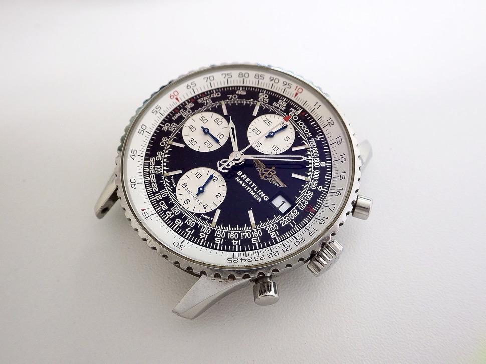 時計修理技術者コラムVol.4 ベゼルのトラブル~ブライトリング・回転インナーベゼル編~