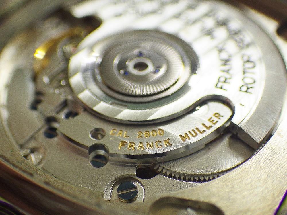 時計修理技術者コラムVol.15 一番受けの摩耗が引き起こす不具合~Cal.ETA2892編~