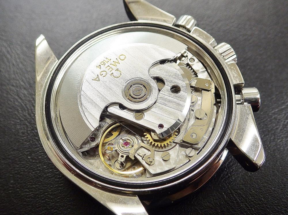 cheaper 00240 bcfd6 オメガ スピードマスター(SPEEDMASTER) 修理・オーバーホール ...